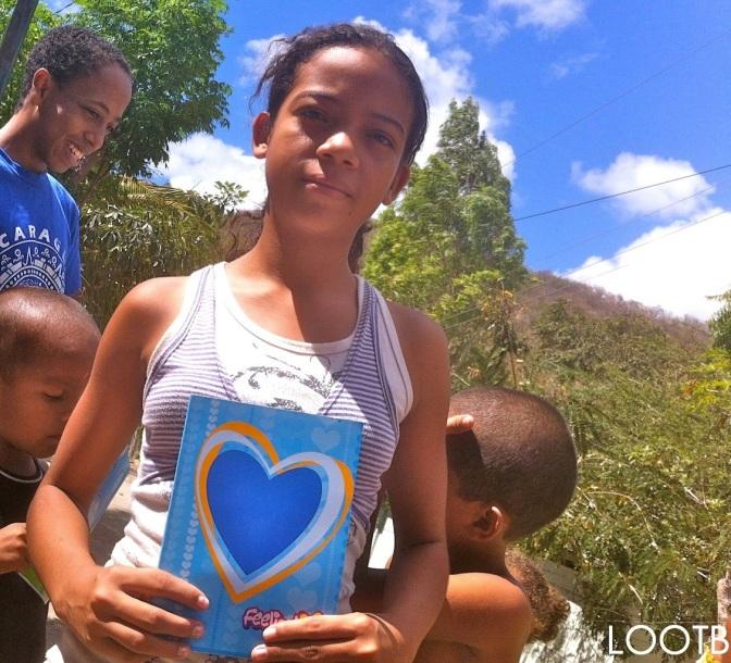 LOOTB Gives in San Juan del Sur, Nicaragua